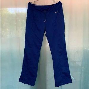Grey's Anatomy Active Royal Blue Scrub Pants